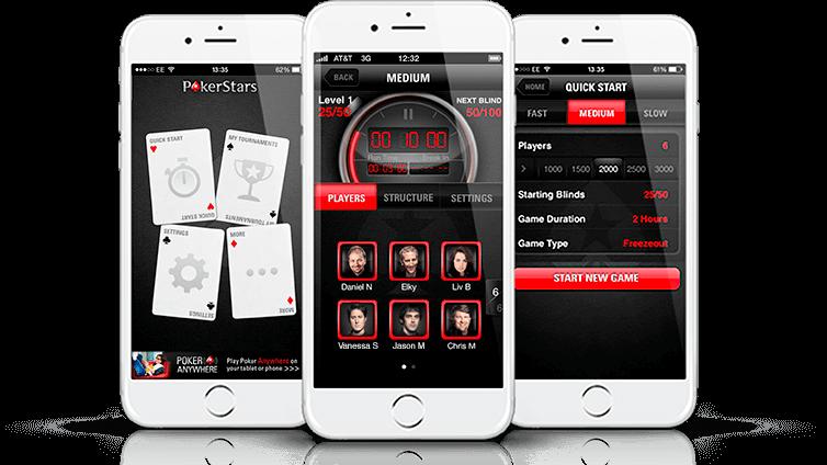Преимущества мобильного покера