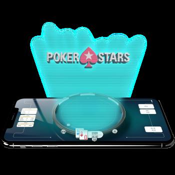 Покерстарс голограмма